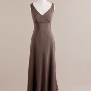 J. Crew Dresses - JCrew Sophia silk gown